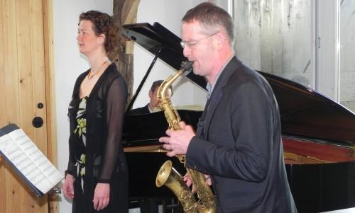 Harry White, Ulrike Andersen, Hans Adolfsen, Muziek op De Welle