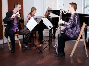 foto kokako trio